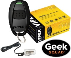 Viper Remote System, Switch, Installation for $230