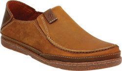 Clarks Men's Trapell Form Slip-On Shoes for $33