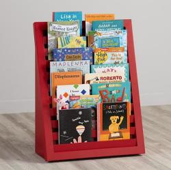 The Land of Nod Venetian Bookcase for $150