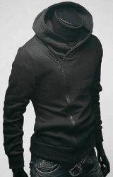Men's Side-Zip Hoodie for $8