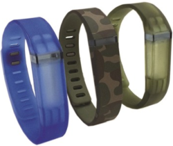 3 Replacement Bands for Fitbit Flex for $1