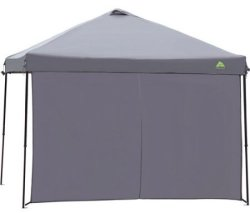 Ozark Trail 10x10-Foot Sun Wall for Gazebo for $10