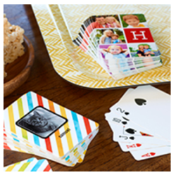 Shutterfly Playing Cards for free