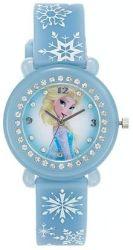Disney Frozen Kids' Elsa Color Change Watch