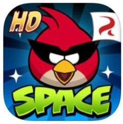 Angry Birds Space HD for iPad for free