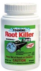 Roebic 1-lb. Foaming Root Killer for $17