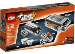 LEGO Technic Power Functions Motor Set for $22 + free shipping w/ Prime