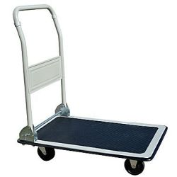 Pro-Series Folding Platform Truck for $29