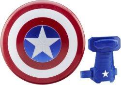 Captain America Magnetic Shield & Gauntlet