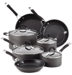 Circulon 11-Piece Cookware w/ Saucepot for $132