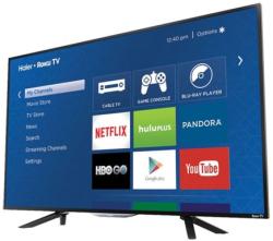 "Haier 55"" 1080p LED LCD Roku Smart TV"