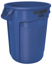 Rubbermaid Brute 10gal Waste Container for $5
