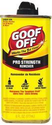 Goof Off 6-oz. Professional Strength Remover $2