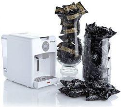 Polti Capri Espresso Machine w/ 100 Capsules $25
