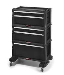 Craftsman Stackable Storage Chest System for $80