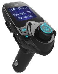 Otium FM Transmitter Wireless Radio Adapter for $10 + free shipping w/ Prime