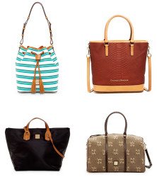 Dooney & Bourke Handbags at Nordstrom Rack: Up to 55% off + free shipping w/ $100