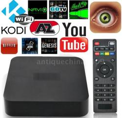 Kodi XBMC Android 1080p Smart TV Box for $24