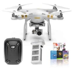 DJI Phantom 3 Pro Quadcopter 4K Camera Bundle $899