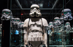 Ticket to Star Wars Costume Exhibit in NYC for $19