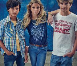 Levi's Kids' Sale: Extra 50% off
