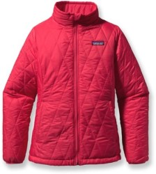Patagonia Girls' Nano Puff Jacket for $49