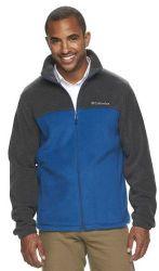 Columbia Men's Flattop Ridge Fleece Jacket for $30