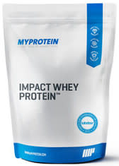 2.2-lb. Impact Whey Protein Pouch for free w/ $75