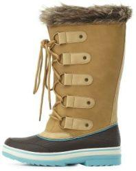 Charlotte Russe Women's Gabriella Duck Boots $36