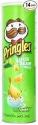 Pringles Sour Cream & Onion 14-Pack
