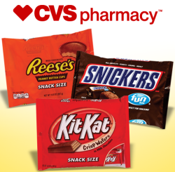 Snickers, Reese's, or Kit Kat Bags: B1G2 free