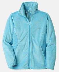 Columbia Women's Hotdots II Zip Fleece Jacket $19