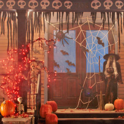 Lowe's Halloween Clearance: 50% off, from $1 + free shipping w/ $49