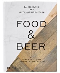 """Food & Beer"" Hardcover Book for $20"