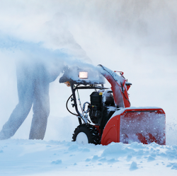 Winter Home Deals: Get $200 Off a Snow Blower!