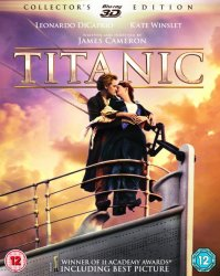 Titanic Collector's Edition on Blu-ray 3D for $6