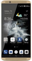 Unlocked ZTE Axon 7 64GB, Watch, $50 B&H GC $398