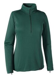 Patagonia Women's Capilene Zip-Neck Top for $34