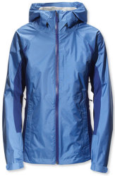 L.L.Bean Women's Cloudburst Rain Jacket for $82