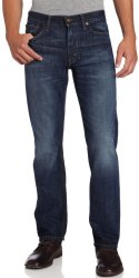Levi's Men's 513 Slim Straight Jeans from $17