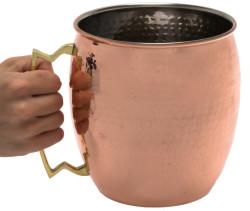 Old Dutch 128-oz. Copper Moscow Mule Mug for $26