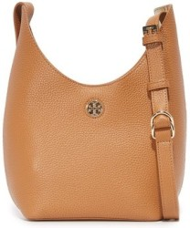 Tory Burch Perry Small Leather Hobo Bag $228