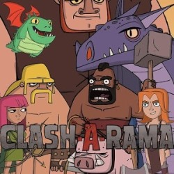 Clash-A-Rama! Season 1 for free