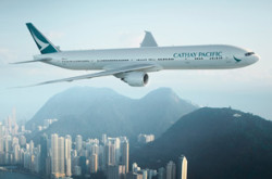 Cathay Pacific Flights to Asia from $505 RT