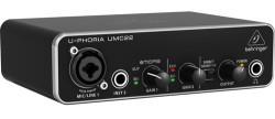 Behringer U-Phoria UMC22 USB Audio Interface $40