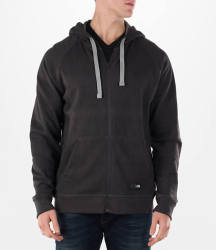 The North Face Men's Wicker Full-Zip Hoodie for $35 + $7 s&h