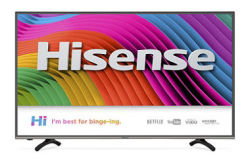 "Hisense 55"" 4K WiFi LED LCD UHD Smart TV from $378 + free shipping"