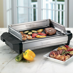 Waring Pro 1,800W Indoor Cast-Iron Grill for $79