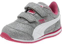 PUMA Infants' Steeple Glitz Glam Sneakers for $25