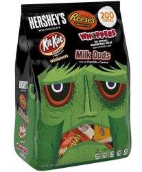 Hershey's Halloween Candy 200-Piece Bag